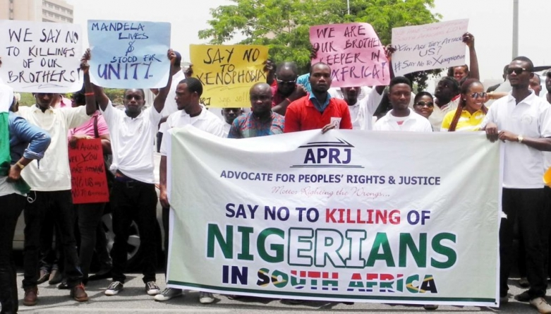 'Nigeria must cut ties with xenophobic SA, slavery Libya'