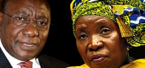 Tight contest for Ramaphosa, Dlamini-Zuma