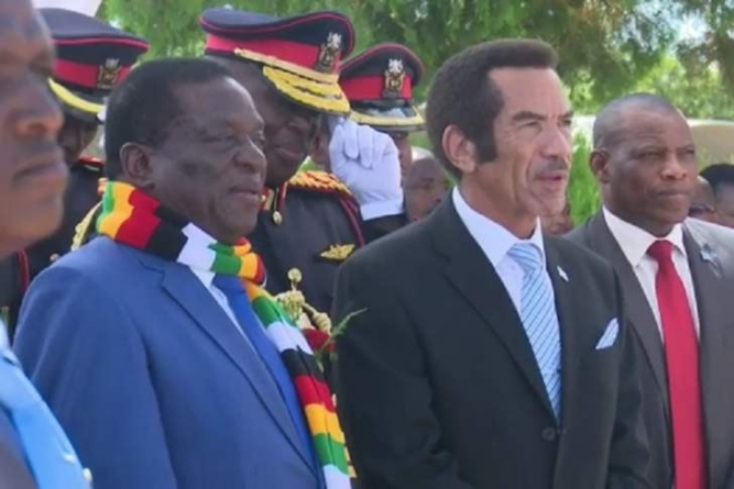Hostile neighbours Botswana, Zimbabwe fix ruined relations