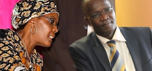 Zimbabweans scoff at formation of Grace Mugabe's new party