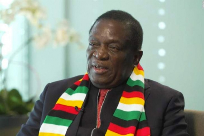 Zimbabwe revival in spotlight at Africa CEO Forum