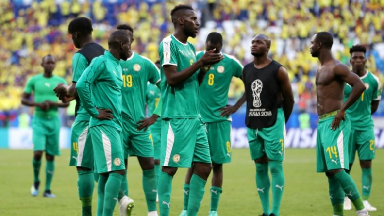 Senegal agonizing exit ends Africa's World Cup campaign