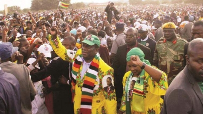 Atmosphere turns volatile as watershed Zimbabwe polls approach