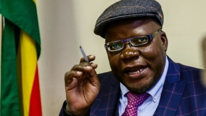 Zimbabwe bars opposition leader from key Africa meeting