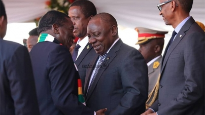 Mnangagwa's tenure officially off after glamorous inauguration