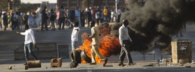 Another suspect arrested for tragic Zimbabwe poll protests
