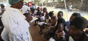 Zimbabwe in massive cholera vaccination campaign