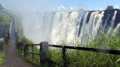 Pandemic spike concerns Zimbabwe tourism sector