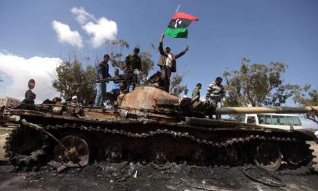 Rebel attack forces closure of sole Libya hospital