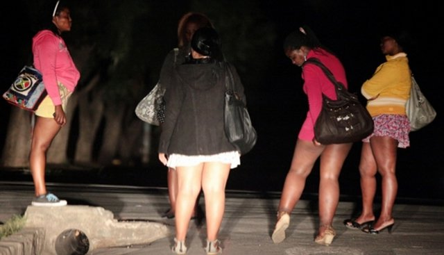Zimbabwe sex workers allege rape by military