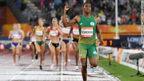 Athletics trio awaits ruling on testosterone levels