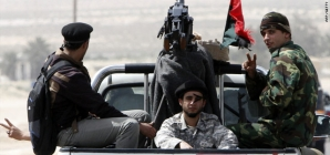 Scores killed, trapped in latest Libya uprising