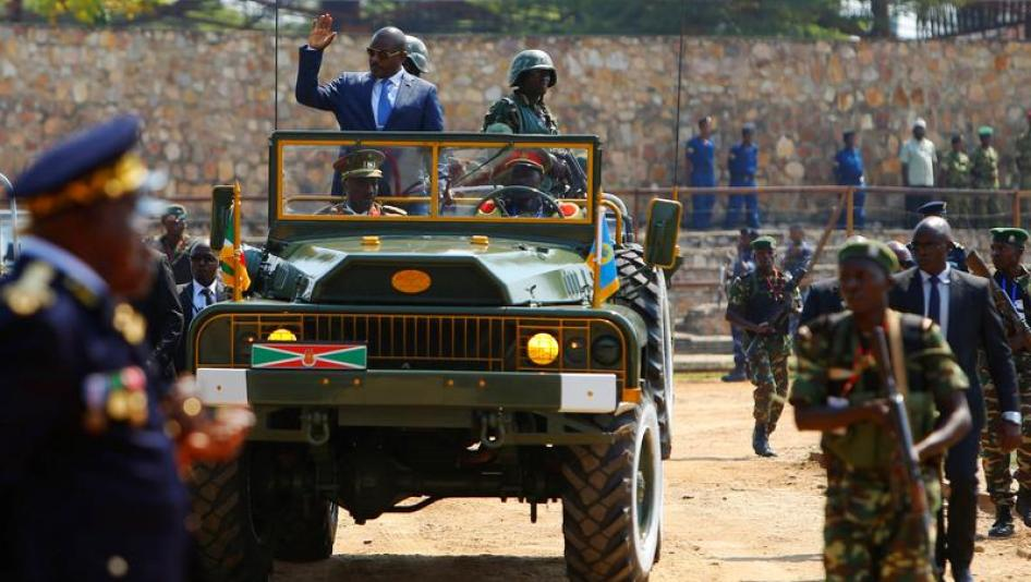 Over 100 killed in recurring Burundi rights violations