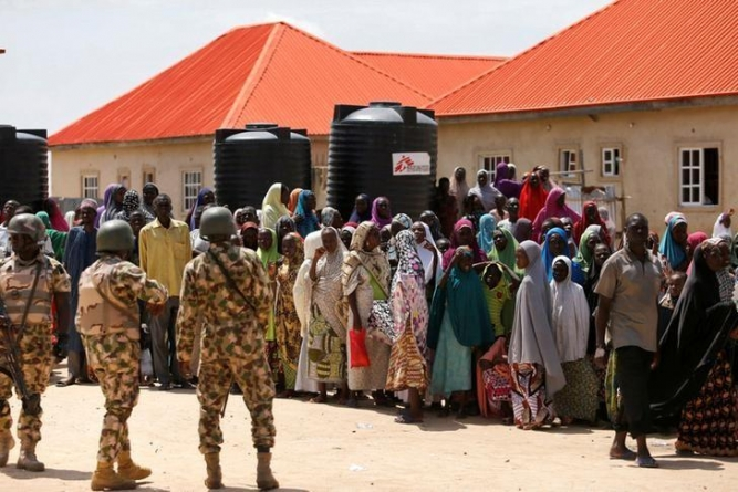 Boko Haram victims cannot cope with city life
