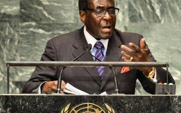 Mugabe: Divisive to the very end
