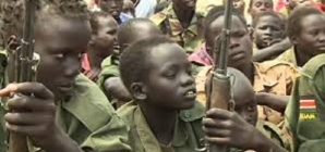 South Sudan child prisoners of war freed