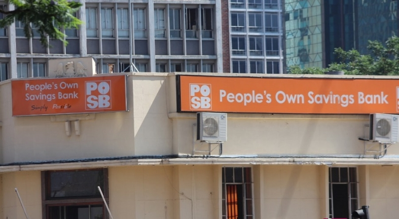 Zimbabwe's government run POSB goes digital