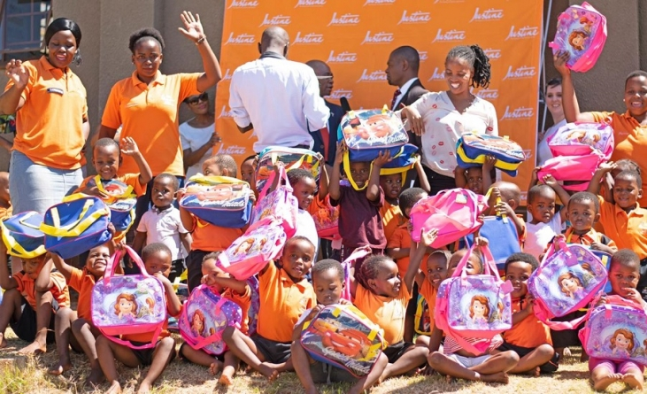 Avon invests in early childhood development