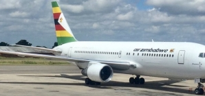 Air Zim remains grounded as COVID-19 soars