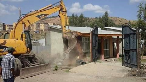 Ethiopia demolitions render hundreds destitute