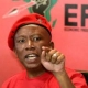 Malema slams 'mad' SA decision to close borders