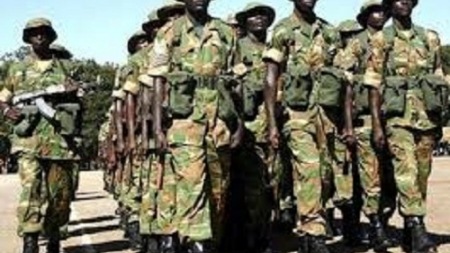 DRC, Zambia in diplomatic tiff after armies clash