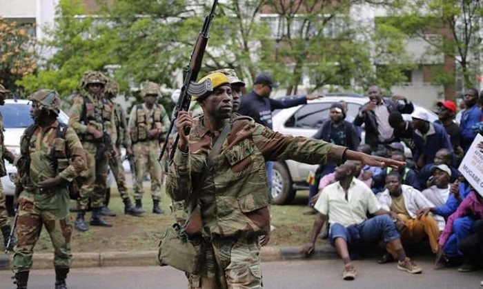Zimbabwe on knife-edge ahead of protests