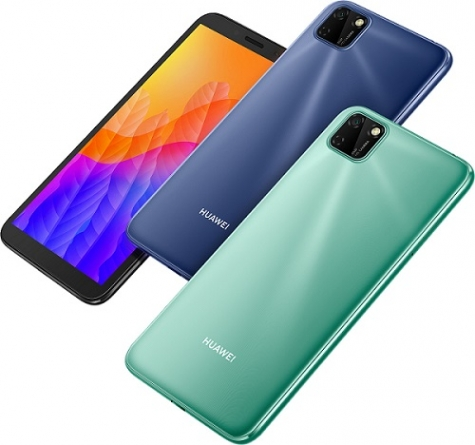 Huawei launches Y5p in SA