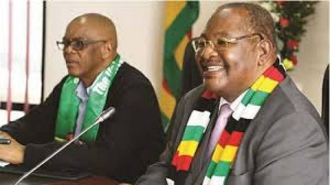 ANC, ZANU-PF iron out issues