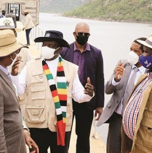 Zimbabwe defies sanctions through infrastructure projects