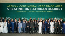 Africa buoyant ahead of free trade area dawn