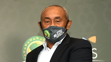 Underhand tactics suspected in race for CAF presidency