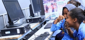Changing the cyber future for African girls