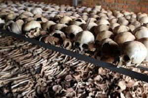 French, Rwanda relations sour at genocide memorial