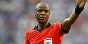 Zambian Sikazwe has global refereeing world at his feet