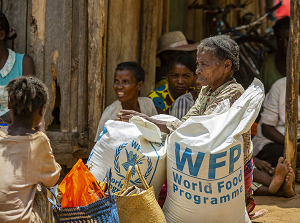 Drought leaves Madagascar on the brink of catastrophe