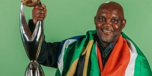Ramaphosa lauds Pitso's triumph in Africa
