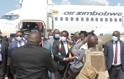 Troubled Air Zimbabwe resumes operations