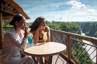 Vic Falls' Lookout Café nominated for global award