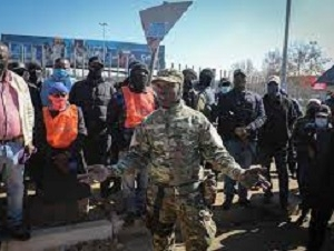 SA Unrest: Communities mobilise to save infrastructure