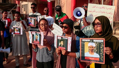 Thousands declared missing in Africa