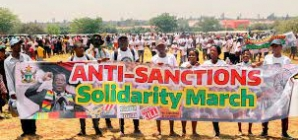 ZANU-PF heightens call for sanctions removal
